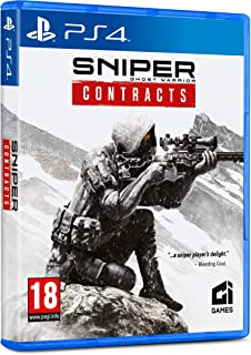 Sniper Ghost Warrior Contracts (PS4) by Koch Distribution from England.