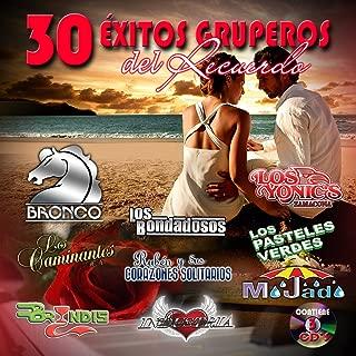 30 EXITOS GRUPOS DEL RECUERDO