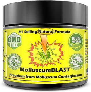 Molluscum Contagiosum Treatment Cream Kids Adults (15 essential oils) Vanishing Stick Natural Contagium Quick Control Stop...