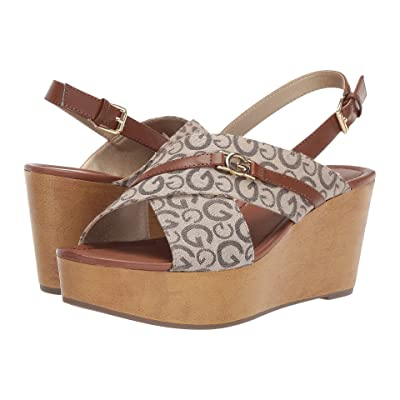 G by GUESS Dee (Taupe/BC Rio Maple) Women