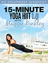 15-Minute Yoga HIIT 1.0 (Workout)