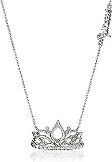 Sterling Silver Diamond Tiara