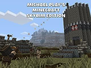 minecraft skyrim mod
