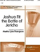 JOSHUA FIT THE BATTLE OF JERICHO - Martha Lynn Thompson - - Handbells - Sheet Music