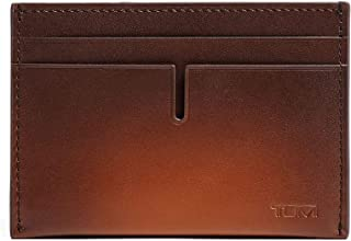 Nassau Slim Card Case Wallet with RFID ID Lock for Men