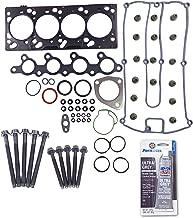 Head Gasket Set Bolt Kit Fits: 02-03 Ford Focus SVT 2.0L DOHC 16v ZETEC VIN 5 Cu. 121