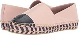 Color Block Platform Espadrille