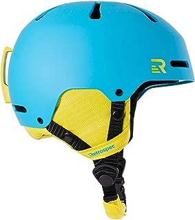 Retrospec Traverse H3 Youth Ski & Snowboard Helmet