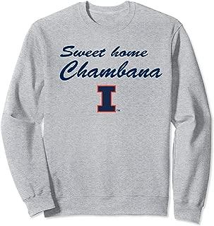 Illinois Fighting Illini Sweet Home Chambana Sweatshirt