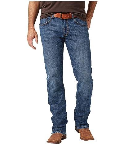 Wrangler Rock 47 Slim Straight Jeans (Duet) Men