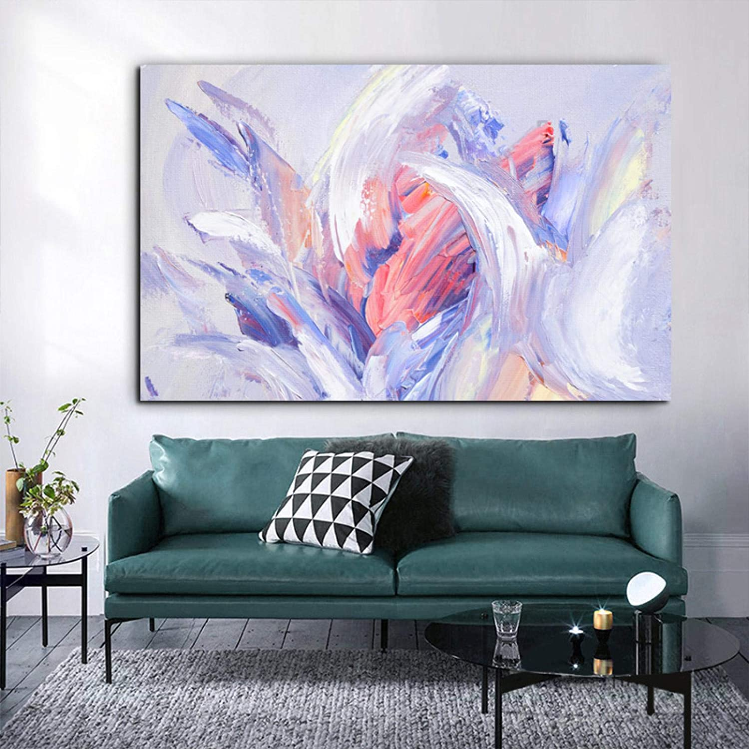 Beautiful Flower Poster Wall 4 years warranty Art Pri And Max 85% OFF Canvas Posters Painting