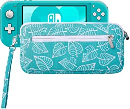 $22 » Lamyba Carrying Case for Nintendo Switch with Game Card Slots and Shoulder Strap, Inspired by Animal Crossing New Horizons...