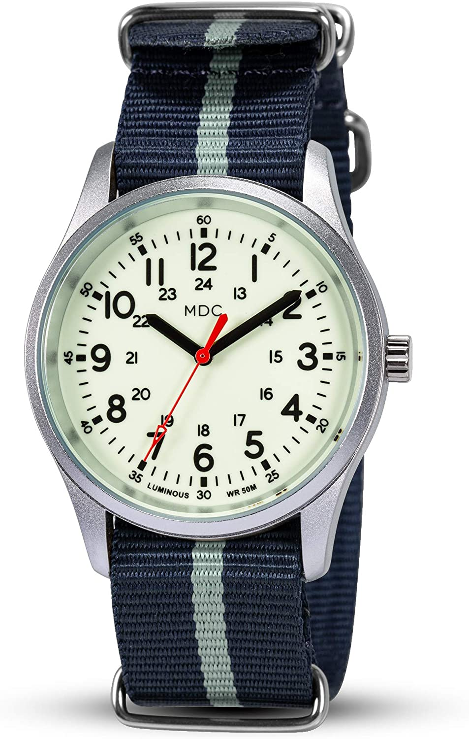 MDC Glow in The Dark Watches Field List price Choice Watch Men Military for Outdoo