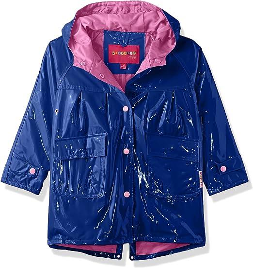 RRP £50 Regatta Spinney Kids Girls Quilted Winter Waterproof Jacket
