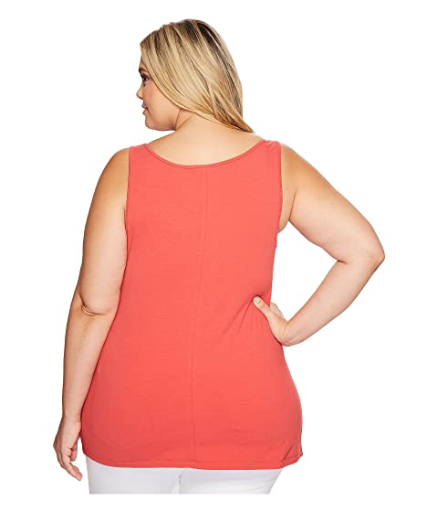 Scoop ZOE Rose Plus Spiced Tank Perfect NIC Size f4Wq81Rf7