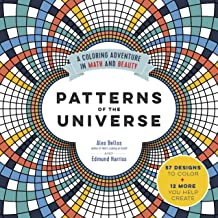 Patterns of the Universe: A Coloring Adventure in Math and Beauty