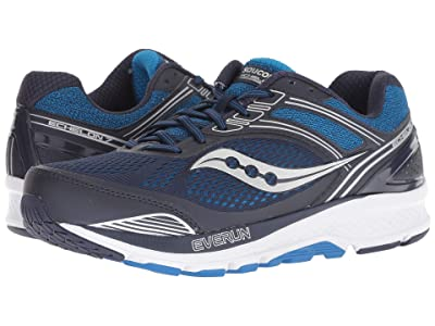 Saucony Echelon 7 (Navy/Blue) Men
