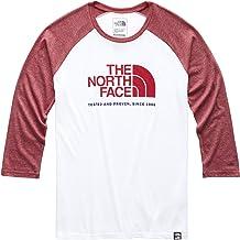 The North Face Women`s ¾ Americana Tri-Blend Baseball Tee