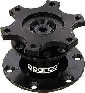 sparco quick release steering wheel hub