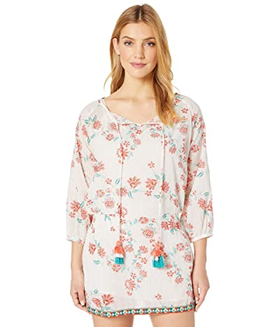 Tolani Eva Tunic Dress (Ecru) Women