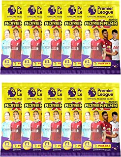 Panini Adrenalyn 2020-21 Premier League Cards - 10-Pack Set (Total of 60 Cards)
