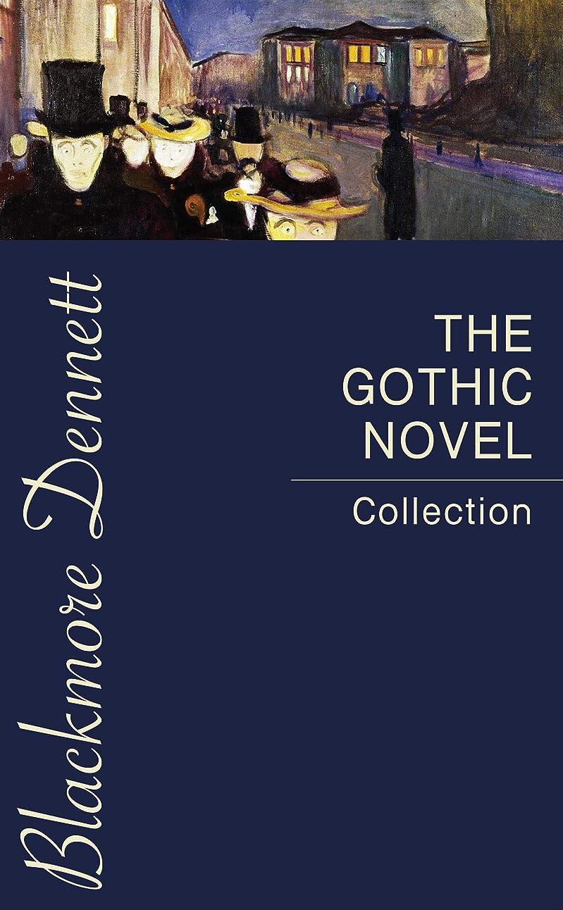 素晴らしいカードオーバーコートThe Gothic Novel Collection (English Edition)
