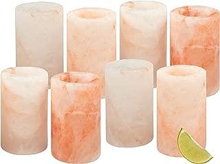 Best pink salt shot glasses Reviews