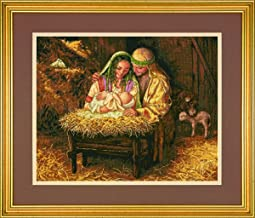 Dimensions Crafts 70-08933 Needlecraft Light of Love in Counted Cross Stitch