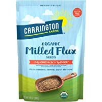 Deals on Carrington Farms Organic Milled Flax Seed 14oz