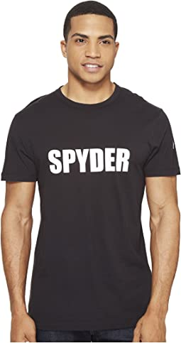 Spyder - Vintage Jersey Crew Tee