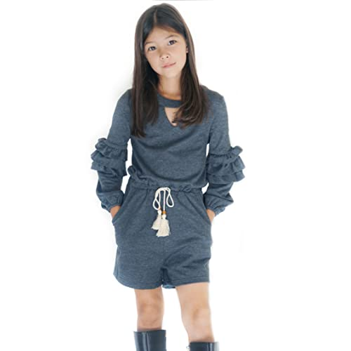 90463dff123 Terry Cloth Jumpsuit  Amazon.com