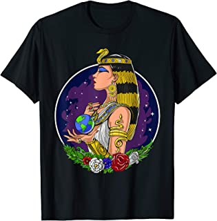 Cleopatra Ancient Egyptian Queen Pharaoh Goddess T-Shirt
