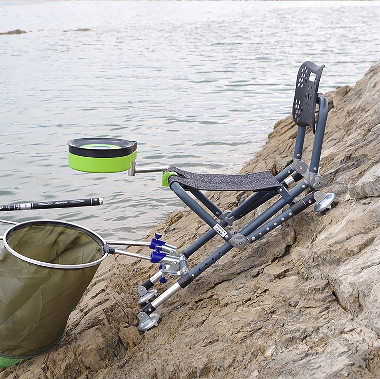 Free shipping on posting reviews BMDHA Ranking TOP10 Fishing Chair Seat Adapt Any Terrain Portable Adj