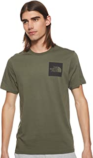 The North Face Men's S/S FINE TEE Tees And T-Shirts