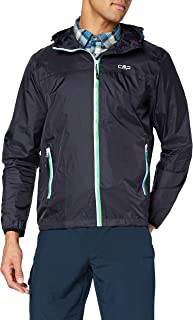 CMP Rain Jacket With Fixed Hood Giacca Uomo