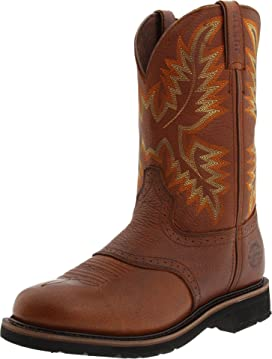 dfeb12edc838 Ariat. Workhog Wide Square Toe H2O CT.  194.95. Superintendent