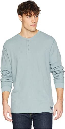 Duntime Waffle Henley