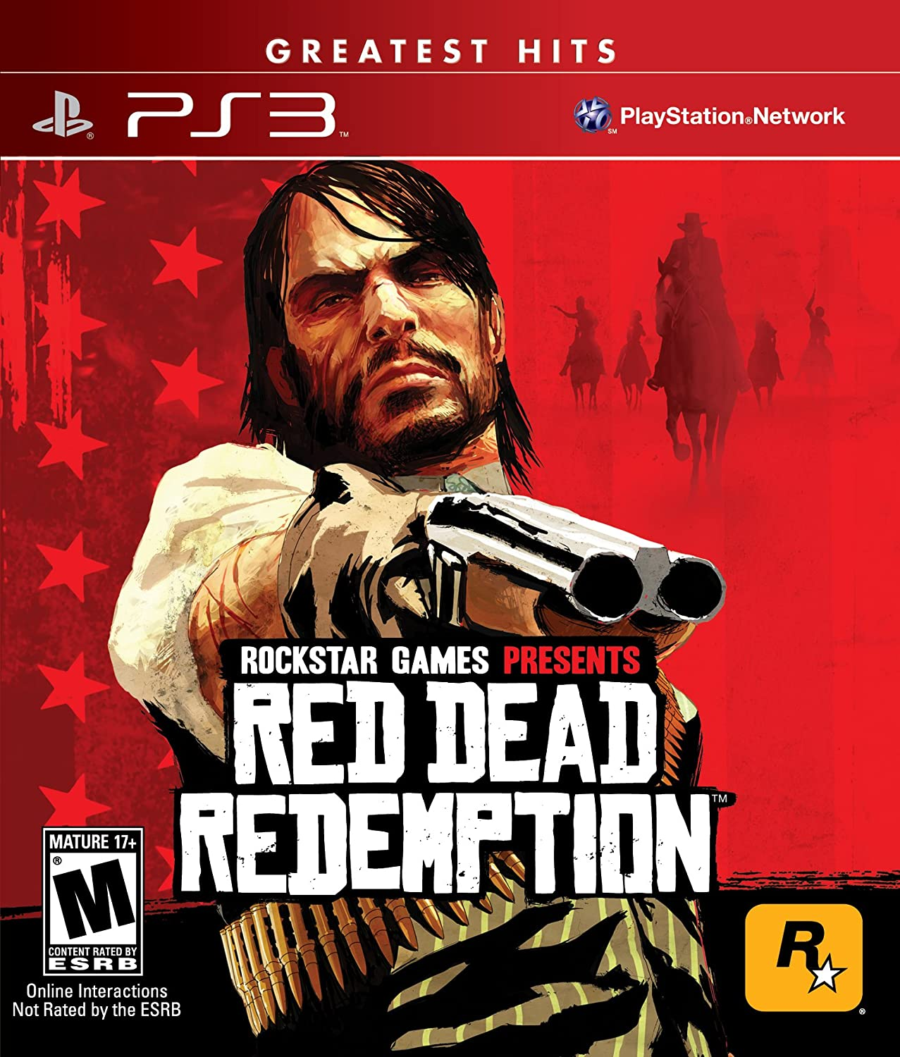 Large discharge sale Red Dead Redemption SEAL limited product 3 - Playstation