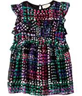Kate Spade New York Kids - Ruffle Tiers Dress (Toddler/Little Kids)
