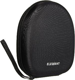 ELEGIANT Carrying Headphone Case Bag Earphone Headset Carry Storage for Sony MDRZX310 NC6 NC7 NC8 Sennheiser HD 202 Bose A...