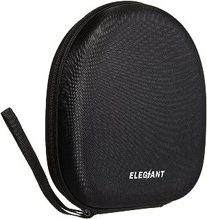 ELEGIANT Carrying Headphone Case Bag Earphone Headset Carry Storage for Sony MDRZX310 NC6 NC7 NC8 Sennheiser HD 202 Bose AE2w Grado SR80 MDR-ZX100 ZX110 ZX300 ZX600 MDR-10RBT HD218 HD228 HD238