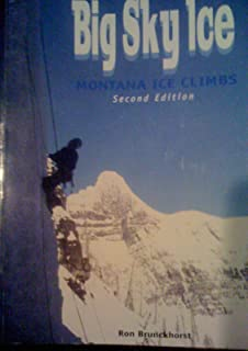 Big Sky Ice : Montana Ice Climbs