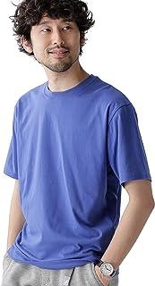[ナノユニバース] Tシャツ [喜もちいいT] ワイドシルエット メンズ