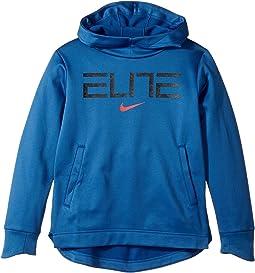 Nike Kids - Therma Elite Pullover Basketball Hoodie (Little Kids/Big Kids)