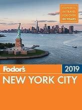 Fodor's New York City 2019 (Full-color Travel Guide)