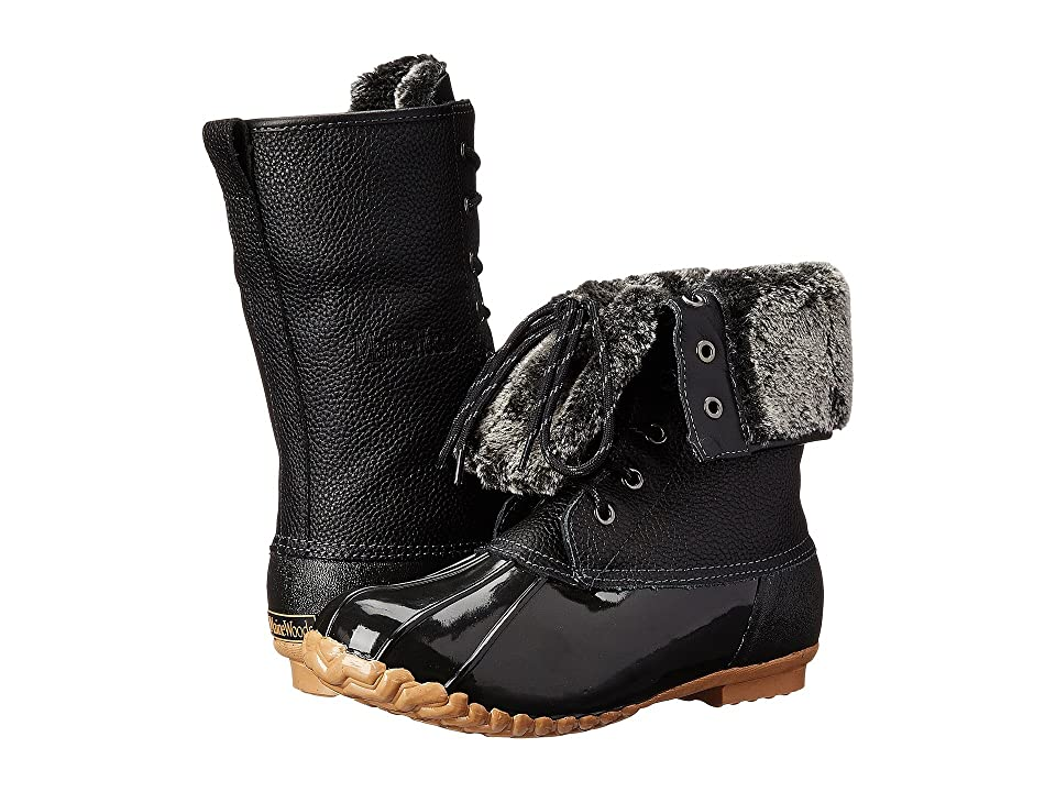 Maine Woods Adele (Black) Women