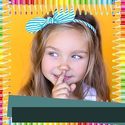 Kinderrahmen für Fotos