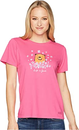 Wildflower Bear Crusher Tee