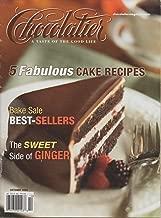 Chocolatier Magazine, October 2006