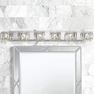 Modern Wall Light Chrome 50 3/4